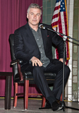 Alec Baldwin Photo - PHILADELPHIA PA USA - APRIL 07 American Actor Alec Baldwin Nevertheless A Memoir Book Signing at University of Pennylvania Museum of Archaeology and Anthropology on April 07 2017 in Philadelphia Pennsylvania United States (Photo by Paul J FroggattFamousPix)