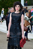 Annie Clark Photo - Photo by KGC-42starmaxinccomSTAR MAXCopyright 2015ALL RIGHTS RESERVEDTelephoneFax (212) 995-119692115Annie Clark aka St Vincent is seen at the Burberry Prorsum Runway Show during London Fashion Week SS16(London England UK)