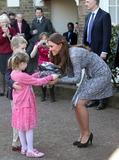 Kate Middleton Photo - Photo by KGC-22starmaxinccom2013STAR MAXALL RIGHTS RESERVEDTelephoneFax (212) 995-119621913Kate Middleton at Hope House in Chiswick(London England)US syndication only