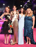 Alison Brie Photo - Photo by KGC-03starmaxinccomSTAR MAX2016ALL RIGHTS RESERVEDTelephoneFax (212) 995-11962916Leslie Mann Dakota Johnson Alison Brie and Rebel Wilson at the European Premiere of How To Be Single(London England)