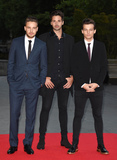 Liam Payne Photo - Photo by KGC-03starmaxinccomSTAR MAXCopyright 2015ALL RIGHTS RESERVEDTelephoneFax (212) 995-119681015Ben Haenow with Liam Payne and Louis Tomlinson of One Direction arrive for the inaugural Believe In Magic Cinderella Ball charity event at the Natural History Museum(London England UK)