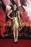 Sarah Hyland Photo - Photo by Michael Germanastarmaxinccom2013ALL RIGHTS RESERVEDTelephoneFax (212) 995-1196111813Sarah Hyland at the premiere of The Hunger Games Catching Fire(Los Angeles CA)