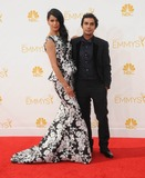 Kunal Nayyar Photo - Photo by REWestcomstarmaxinccomSTAR MAX2014ALL RIGHTS RESERVEDTelephoneFax (212) 995-119682514Neha Kapur and Kunal Nayyar at The 66th Annual Primetime Emmy Awards(Los Angeles CA)