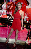 Victorias Secret Photo - Photo by Dennis Van TinestarmaxinccomSTAR MAX2017ALL RIGHTS RESERVEDTelephoneFax (212) 995-11962717Taylor Hill at The Victorias Secret Hottest Gift Picks for Valentines Day Event(NYC)