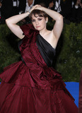 Lena Dunham Photo - Photo by XPXstarmaxinccomSTAR MAXCopyright 2017ALL RIGHTS RESERVEDTelephoneFax (212) 995-11965117Lena Dunham at the 2017 Costume Institute Gala - Rei KawakuboComme des Garcons Art Of The In-Between(Metropolitan Museum of Art NYC)