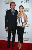 Alicia Hannah Photo - Photo by REWestcomstarmaxinccomSTAR MAX2017ALL RIGHTS RESERVEDTelephoneFax (212) 995-11961417Sebastian Roche and Alicia Hannah at The 2nd Annual Moet Moment Film Festival in West Hollywood CA