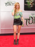 Bella Thorne Photo - Photo by REWestcomstarmaxinccomSTAR MAX2014ALL RIGHTS RESERVEDTelephoneFax (212) 995-11968314Bella Thorne at the premiere of Teenage Mutant Ninja Turtles(Westwood CA)