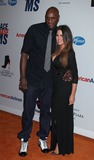 Lamar Odom Photo - Photo by REWestcomstarmaxinccom2012STAR MAXALL RIGHTS RESERVEDTelephoneFax (212) 995-119651912Lamar Odom and Khloe Kardashian at the 19th Annual Race to Erase MS(Century City CA)