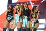 Jade Thirlwall Photo - Photo by DPAADstarmaxinccomSTAR MAX2016ALL RIGHTS RESERVEDTelephoneFax (212) 995-119612416Jesy Nelson Perrie Edwards Jade Thirlwall and Leigh-Anne Pinnock of Little Mix at the Capital FM Jingle Bell Ball 2016 at The O2 Arena in London England