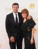 Pattie Daly Caruso Photo - Photo by REWestcomstarmaxinccomSTAR MAX2014ALL RIGHTS RESERVEDTelephoneFax (212) 995-119682514Carson Daly and Pattie Daly Caruso at The 66th Annual Primetime Emmy Awards(Los Angeles CA)