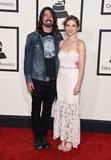 Dave Grohl Photo - Photo by KGC-11starmaxinccomSTAR MAX2015ALL RIGHTS RESERVEDTelephoneFax (212) 995-11962815Dave Grohl and Jordyn Blum at the 57th Grammy Awards(Los Angeles CA)