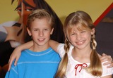 Cayden Boyd Photo - Photo by Lee Rothstarmaxinccom200432104Cayden Boyd and sister Jenna Boyd at the world premiere of Home On The Range(Hollywood CA)