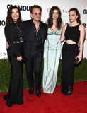 Ali Hewson Photo - Photo by KGC-11starmaxinccomSTAR MAX2016ALL RIGHTS RESERVEDTelephoneFax (212) 995-1196111416Bono Ali Hewson Eve Hewson and Jordan Hewson at The 2016 Glamour Women of the Year Awards in Los Angeles CA