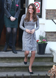 Kate Middleton Photo - Photo by KGC-182starmaxinccom2013STAR MAXALL RIGHTS RESERVEDTelephoneFax (212) 995-119621913Kate Middleton at Hope House in Chiswick(London England)US syndication only