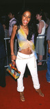 Aaliyah Photo - Photo by Peter KramerSTAR MAX Inc - copyright 200172301Aaliyah at the premiere of Planet of the Apes(The Ziegfeld Theater NYC)
