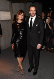 Gina Gershon Photo - Photo by KGC-195starmaxinccomSTAR MAX2016ALL RIGHTS RESERVEDTelephoneFax (212) 995-11969716Tom Ford and Gina Gershon at New York Fashion Week(NYC)