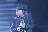Axl Rose Photo - Singer AXL ROSE ACDC-concert Hamburg Volksparkstadion 26052016