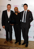 Akram Khan Photo - Akram Khan (c) and Ballet Boyz at the South Bank Sky Arts Awards at the Dorchester in London UK 12511