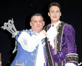 Andy Collins Photo - Andy Collins at the First Family Entertainment Pantomime photocall at the Piccadilly Theatre in London UK 112610