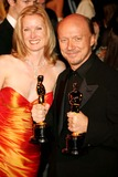 Deborah Rennard Photo - Paul Haggis and Deborah Rennard at the Vanity Fair Oscar Party at Mortons in West Hollywood CA on 03-05-2006 Photo by Henry McgeeGlobe Photos Inc 2006
