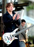 Arion Salazar Photo - (Third Eye Blind) Arion Salazar K31018hmc Third Eye Blind and Trista Rehn on Good Morning America Summer Concert Series at Bryant Park in New York City 662003 Photo Byhenry McgeeGlobe Photos Inc