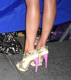Andrew Jackson Photo - NYC  101310Mamie Gummer shoes with the stickers still on the bottom (Meryl Streeps daughter) at opening night of Bloody Bloody Andrew Jackson on Broadway at the Bernard B Jacobs TheatrePhoto by Adam Nemser-PHOTOlinknet