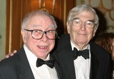 Art Buchwald Photo - NYC  021905Art Buchwald and Herb Sargent (President of the WGA) at the 57th Annual WGA Awards (Writers Guild of America East) at The Pierre HotelDigital Photo by Adam Nemser-PHOTOlinkorg