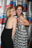 Ari Graynor Photo - NYC  111306Cast members Ari Graynor and Julie White at the opening night party for the new Broadway comedy THE LITTLE DOG LAUGHED at Planet HollywoodDigital Photo by Adam Nemser-PHOTOlinknet