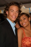 CHEETAHS GIRLS Photo - NYC  080503Kyle Schmid and Raven at the premiere of the new Disney Channel Original Movie THE CHEETAH GIRLS at LaGuardia High SchoolDigital Photo by Adam NemserPHOTOlink