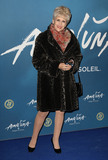 Anita Dobson Photo - January 19 2016 - Anita Dobson attending Cirque du Soleil Amaluna press night Royal Albert Hall in London UK