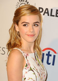 Kiernan Shipka Photo - March 21 2014 LAKiernan Shipka arriving at the 2014 PaleyFest - Mad Men screening at the Dolby Theatre on March 21 2014 in Hollywood California