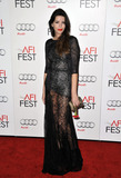 Anabella Moreira Photo - November 3 2012 LAAnabella Moreira arriving at the Holy Motors special screening during the 2012 AFI Fest at Graumans Chinese Theatre on November 3 2012 in Hollywood California