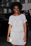 Adeperi Oduye Photo - February 15 2012 New York City Adeperi Oduye attends the Marchesa Spring 2013 Fashion Presentation at the Plaza Hotel on February 15 2012 in New York City