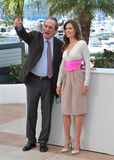 Tommy Lee Jones Photo - Tommy Lee Jones  Hilary Swank at the photocall for their new movie The Homesman at the 67th Festival de CannesMay 18 2014  Cannes FrancePicture Paul Smith  Featureflash