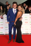 Ashleigh Defty Photo - Ashleigh Defty  Jordan Davies at The National Television Awards 2016 (NTAs) held at the O2 Arena London January 20 2016  London UKPicture James Smith  Featureflash