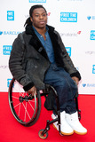Ade Adepitan Photo - Ade Adepitan at the We Day UK 2014 at Wembley Arena  London 07032014 Picture by Dave Norton  Featureflash