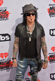 Nikki Sixx Photo - LOS ANGELES CA April 3 2016 Musician Nikki Sixx at the iHeartRadio Music Awards 2016 at The ForumPicture Paul Smith  Featureflash