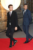 Liam Payne Photo - Liam Payne  Louis Tomlinson at the Believe In Magic Cinderella Ball held at the Natural History Museum London August 10 2015  London UKPicture James Smith  Featureflash
