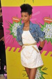 Jada Pinkett-Smith Photo - Willow Smith daughter of Will Smith  Jada Pinkett Smith at Nickelodeons 26th Annual Kids Choice Awards at the Galen Centre Los AngelesMarch 23 2013  Los Angeles CAPicture Paul Smith  Featureflash