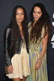 Lisa Bonet Photo - Actresses Zoe Kravitz  Lisa Bonet arriving at the Saint Laurent at the Palladium fashion show at the Hollywood PalladiumFebruary 10 2016  Los Angeles CAPicture Paul Smith  Featureflash