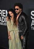Lisa Bonet Photo - Lisa Bonet  Lenny Kravitz arriving at the Saint Laurent at the Palladium fashion show at the Hollywood PalladiumFebruary 10 2016  Los Angeles CAPicture Paul Smith  Featureflash