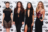 Jade Thirlwall Photo - Little Mix - Perrie Edwards Jesy Nelson Leigh-Anne Pinnock  Jade Thirlwal - at the BBC Radio 1 Teen Awards 2015 at Wembley Arena LondonNovember 8 2015  London UKPicture Steve Vas  Featureflash