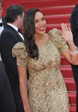 Rosario Dawson Photo - Rosario Dawson at gala premiere for Behind the Candelabra at the 66th Festival de CannesMay 21 2013  Cannes FrancePicture Paul Smith  Featureflash