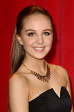 Eden Taylor-Draper Photo - Eden Taylor Draper arriving for the 2014 British Soap Awards at the Hackney Empire London 24052014 Picture by Steve Vas  Featureflash