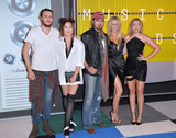 Noah Cyrus Photo - Braison Cyrus Producer Tish Cyrus actress Noah Cyrus singer Billy Ray Cyrus  actress Brandi Cyrus at the 2015 MTV Video Music Awards at the Microsoft Theatre LA LiveAugust 30 2015  Los Angeles CAPicture Paul Smith  Featureflash
