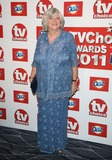 Ann Widdecombe Photo - Anne Widdecombe arriving for the 2011 TVChoice Awards at The Savoy London 13092011 Picture by Alexandra Glen  Featureflash
