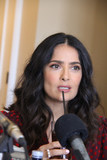 Salma Hayek Photo - Salma Hayek 04012017 How to Be a Latin Lover Photocall held at Four Seasons Los Angeles at Beverly Hills in Los Angeles CA Photo by Izumi Hasegawa  HollywoodNewsWireco
