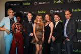 Fiona Dourif Photo - Max Landis Jade Eshete Samuel Barnett Hannah Marks Fiona Dourif Elijah Wood Robert Cooper 10182016 PaleyLive LA premiere event Dirk Gentlys Holistic Detective Agency Screening  Conversation held at The Paley Center for Media in Beverly Hills CA Photo by Izumi Hasegawa  HollywoodNewsWireco
