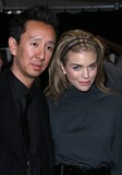 AnnaLynn McCordand Photo - Designer Eric Kim and actress AnnaLynn McCordand (R) pictured backstage before the Monarchy fashion show at the Promenade in Bryant Park on February 14th 2009 in New York City Mercedes-Benz Fashion Week Fall 2009 Collection