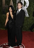 ZACK EFRON Photo - Actors Vanessa Hudgens and Zack Efron arrive at the post Oscar Vanity Fair Party at the Sunset Tower Hotel in Hollywood California on March 7th 2010 ( Pictured Vanessa Hudgens Zack Efron)
